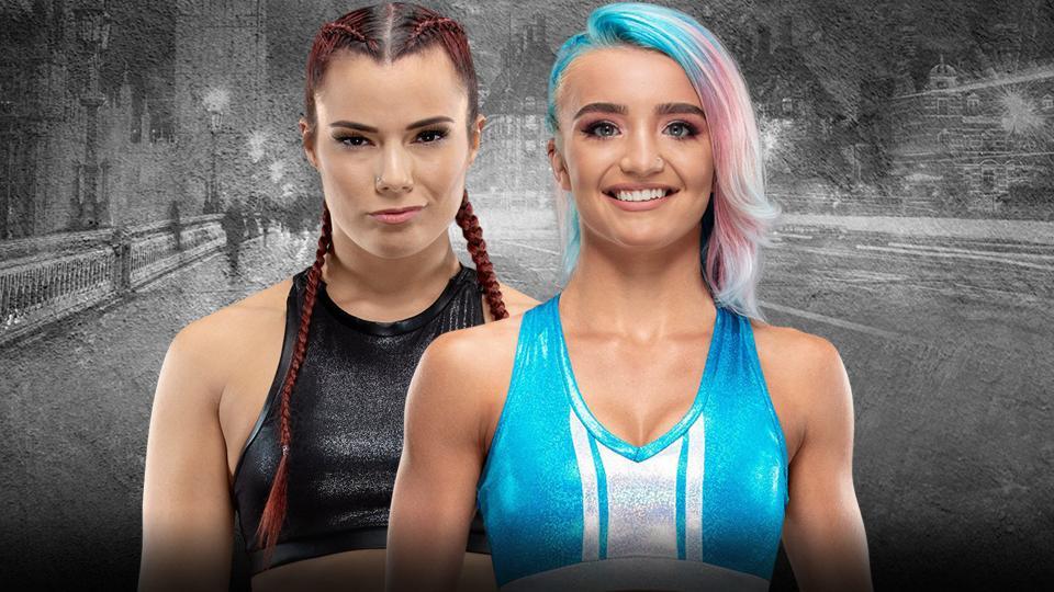 TONIGHT on #NXTUK Killer Kelly takes on Xia Brookside.8PM UK/ PT 3PM USA/EST