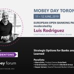 Image for the Tweet beginning: Learnings in #openbanking from Europe
