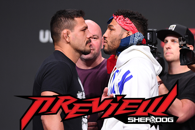 Preview: #UFCRochester 'Dos Anjos vs. Lee' http://bit.ly/2Q4F76q  via @omgitsfeely