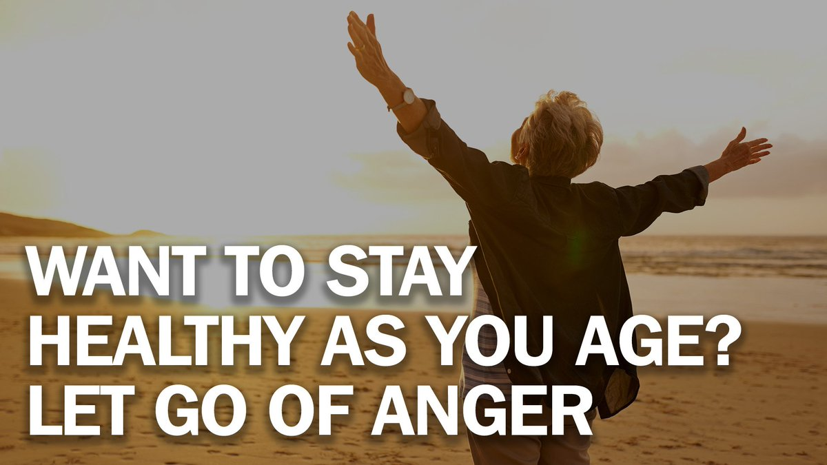 Want to stay healthy as you age? Let go of anger http://mag.time.com/QlKlIkI