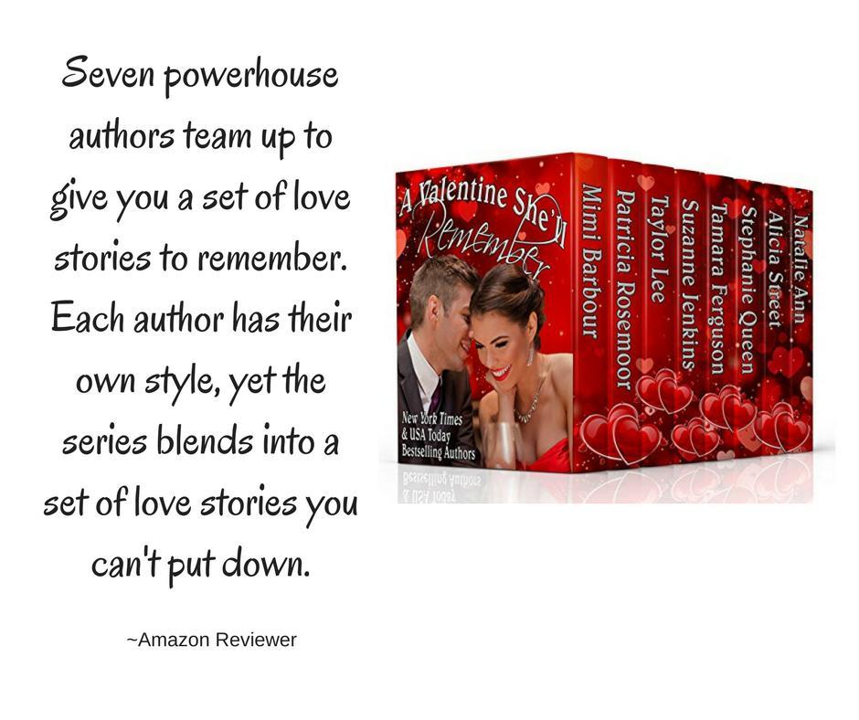 &quot;Seven powerhouse authors team up.&quot; #romance #valentines <br>http://pic.twitter.com/JGL3kpXu0M
