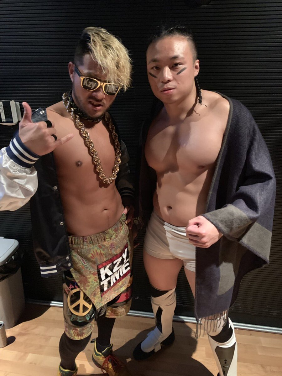 "Dragon Gate: ""Dragon Storm in Spring 2019"" Visita a Hong Kong 3"