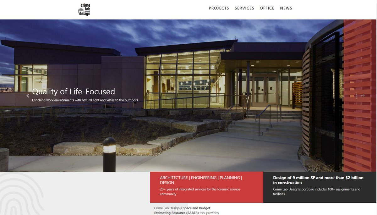 Hera Lab Planners On Twitter Extremely Proud Of Our Newly Redesigned Crime Lab Design Cld Website Here You Ll Find Hera S Forensic Laboratory Projects Which Total More Than Nine Million Square Feet And