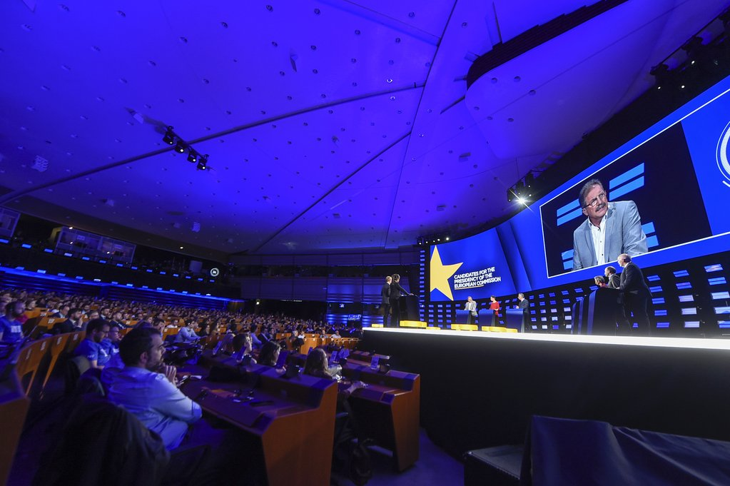 #EurovisionDebate was followed by more than 40K people on YouTube, Facebook and Twitter; on top of the viewers with us on TV across #Europe and the audience at @Europarl_EN. #TellEurope #EUelections2019