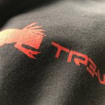 Image for the Tweet beginning: The TR3-VR T-shirt is lurking