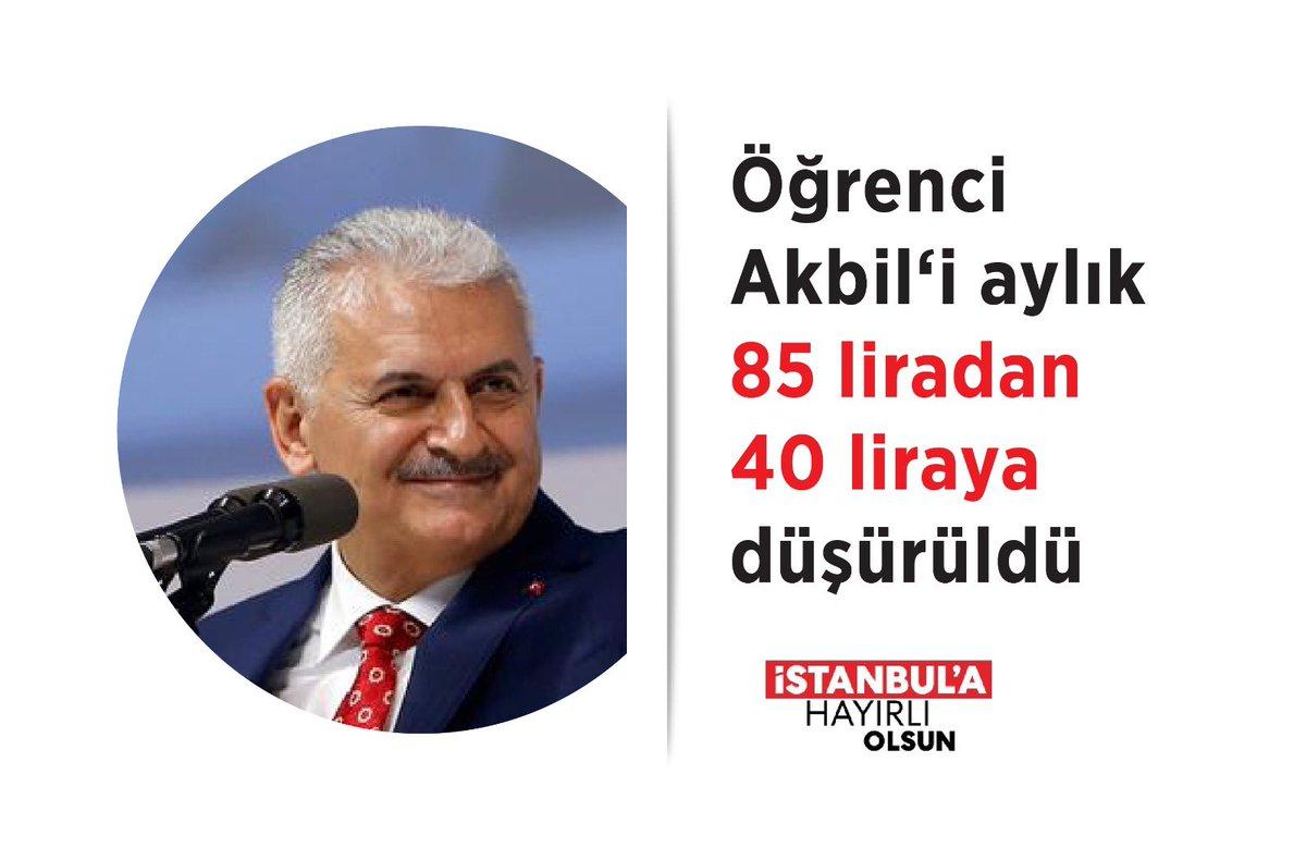 RT @akpartimeram: İstanbul'a hayırlı olsun...  #OnlarÇalarAkPartiYapar https://t.co/6jFatSQ7dT