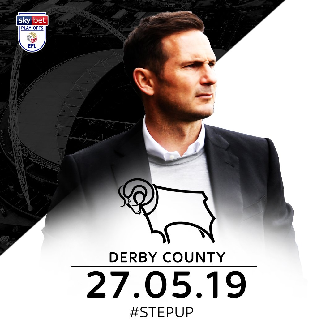 😍 In simply incredible fashion... 🐏 @dcfcofficial are going to Wembley. #DCFC