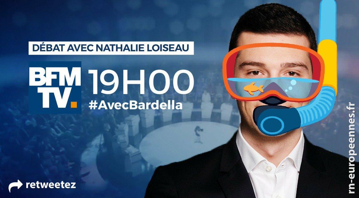 #AvecBardella #Onarrive pour faire couler l'#UnionEuropéenne<br>http://pic.twitter.com/KrIVAUkUgq
