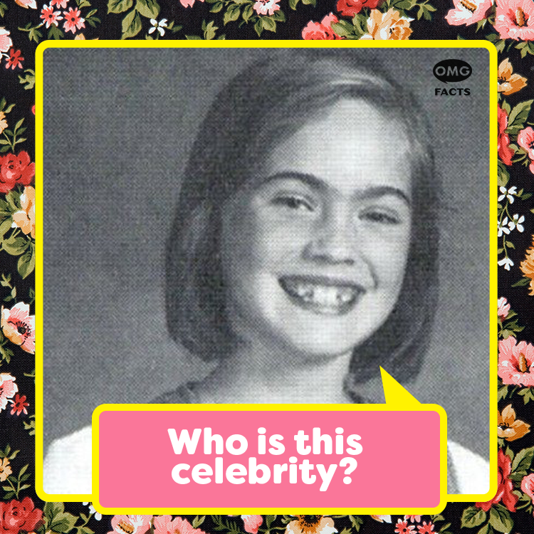 OMGFacts: This star was once banned from Walmart for stealing makeup. Who is she? #OMGGuessWho https://t.co/iZMYCp3LTa