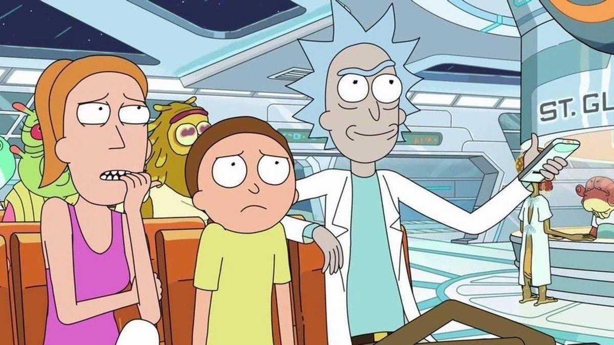 IGN's photo on Rick and Morty