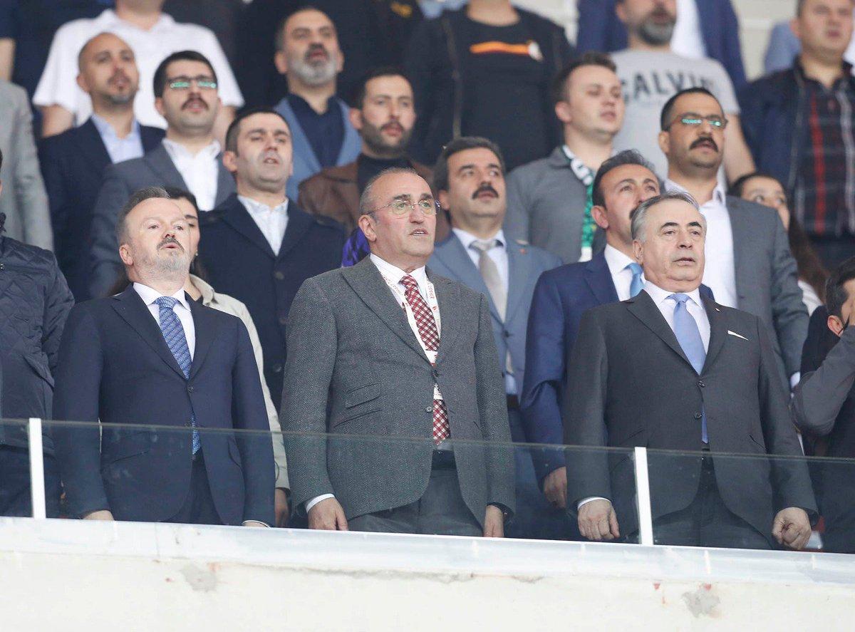 Akhisarspor - #Galatasaray maçının ilk yarısından kareler... #AKHvGS #HedefKupa