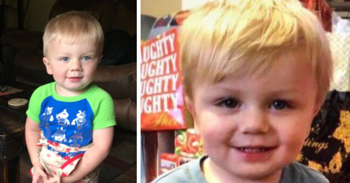 Toddler missing for 3 days found alive on 50-foot cliffside near strip mine