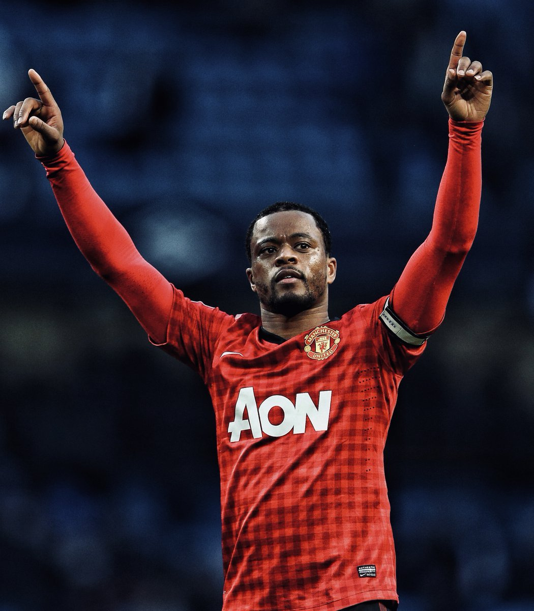 We wan wish Patrice Evra Happy Birthday, e don turn 38!