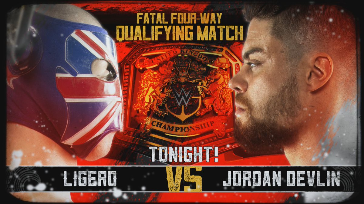 Almost time for a brand new episode of @NXTUK on the @WWENetwork!  8pm BST  3pm EST#NXTUK