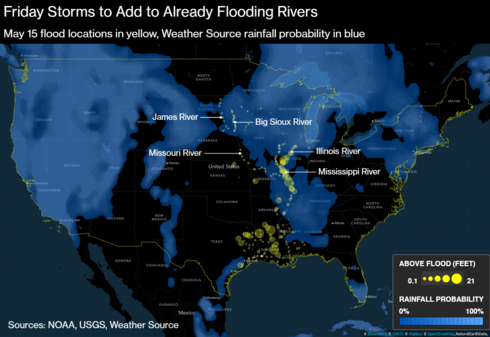 More rain in forecast for U.S. Midwest, where crop planting is already behind schedule bloomberg.com/news/articles/…