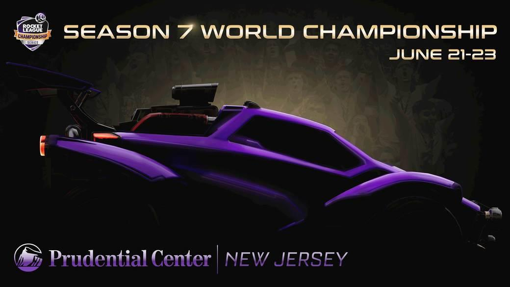 ⭐️RLCS GIVEAWAY⭐️  I have 2 free tickets to the RLCS World Championship in New Jersey on June 21-23 (value of $132.40 after taxes and fees), and I don't want these seats to be empty!  RT & follow to enter. Drawing tomorrow so you have a month to make arrangements!