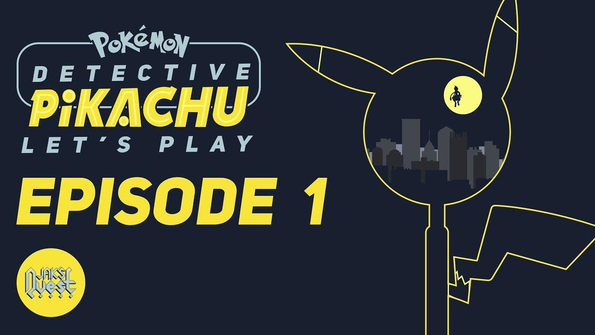 5d3dbd82 Join me in my next adventure into Ryme City!! https://buff.ly/2W3c2Oe  #JAKsQuest #Pokemon #PocketMonster #Journey #Adventure #Nintendo #Switch  #LetsGo ...