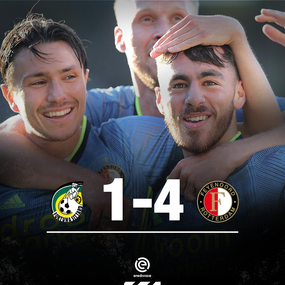Feyenoord Rotterdam's photo on Sittard