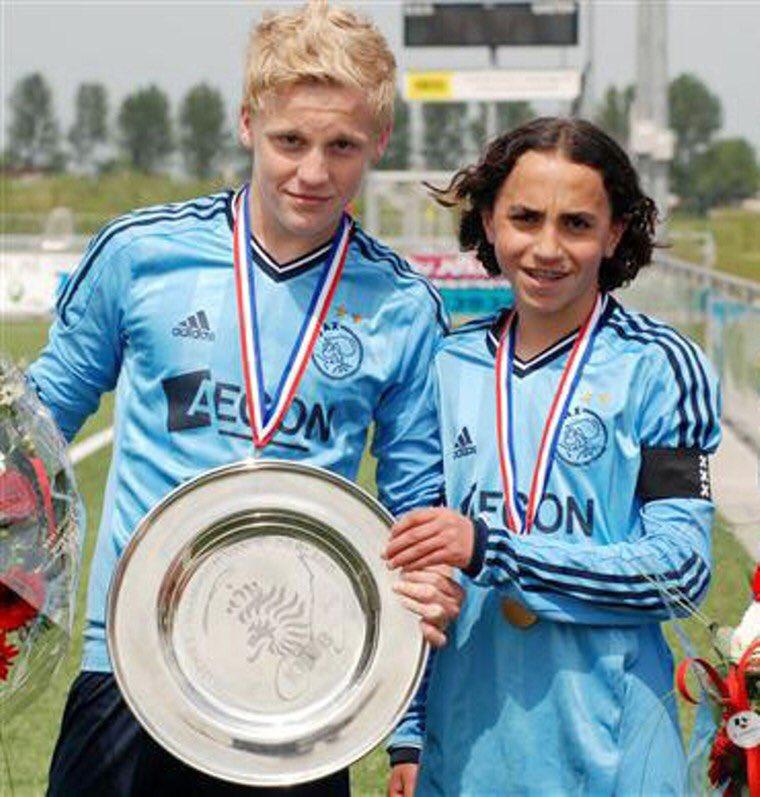 RT @AjaxYA: 🏆 • #️⃣3️⃣4️⃣  This one is for you, Ap. ♥️  #Ajax #AjaxYouth #graaja #AN34 https://t.co/iVtW7uqSfd