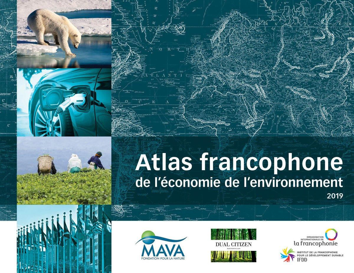 Un nouvel atlas très intéressant! #economieverte #greeneconomy #sustainableeconomy