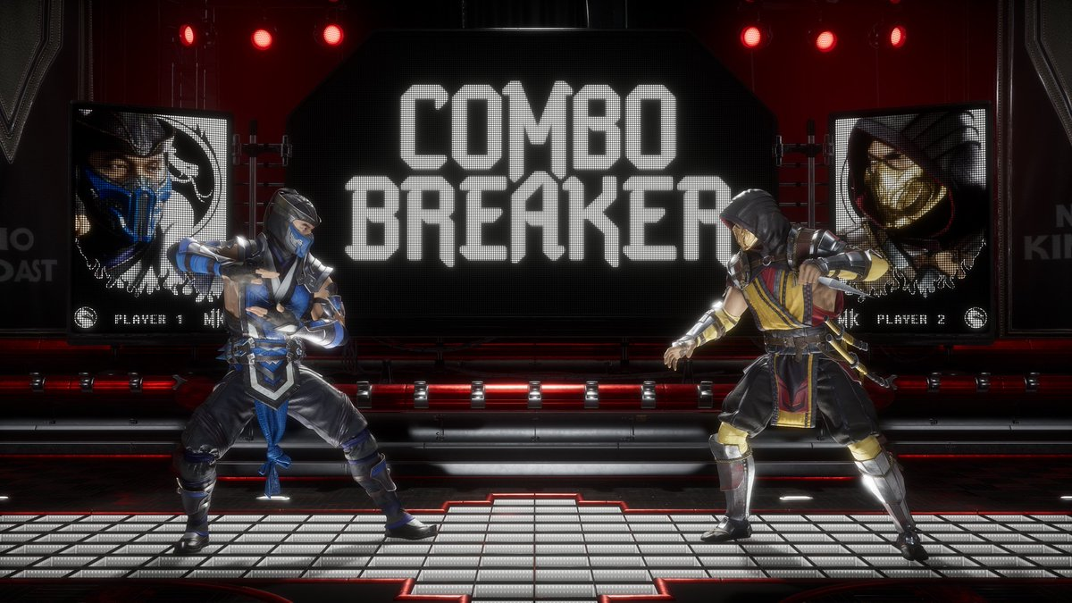 "A long way from the Pit, take a look at where @MortalKombat 11 competitors will be playing Grand Finals at COMBO BREAKER 2019! The #MK11 ""Tournament Stage"" has transformed into the ""No Coast. No Kings."" stage in preparation for #CB2019! https://t.co/hla5BRpExr"