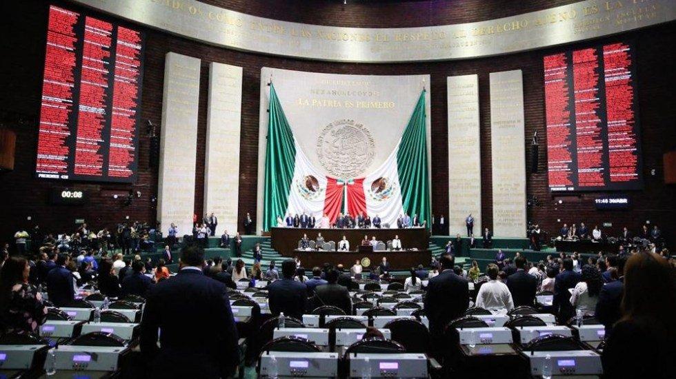 #AMPLIACIÓN  La Comisión Permanente declara constitucional la Reforma Educativa. Falta la firma de López Obrador y su publicación en el Diario Oficial para que entre en vigor http://bit.ly/2Ywak5G