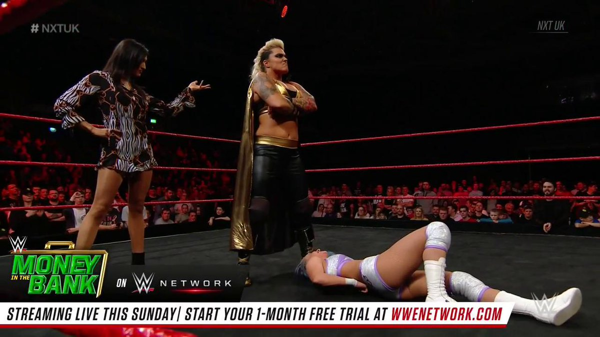 What could an @JinnyCouture & @Jazzy_Gabert alliance mean for the #NXTUK Women's Division?