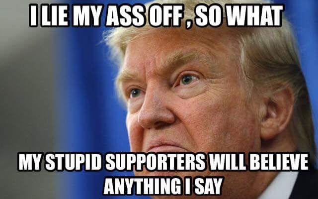 #ThingsThatBoreMe Trump Supporters <br>http://pic.twitter.com/Tu8iPa0kf0