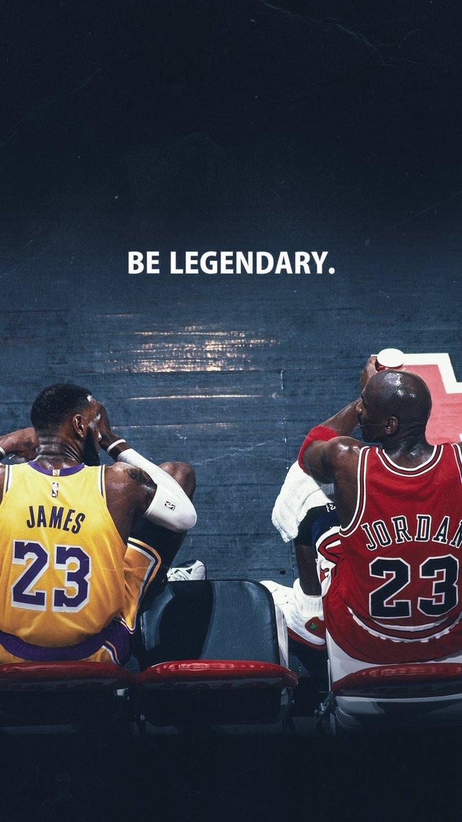 Be legendary. #WallpaperWednesday <br>http://pic.twitter.com/63ybkOiW1u
