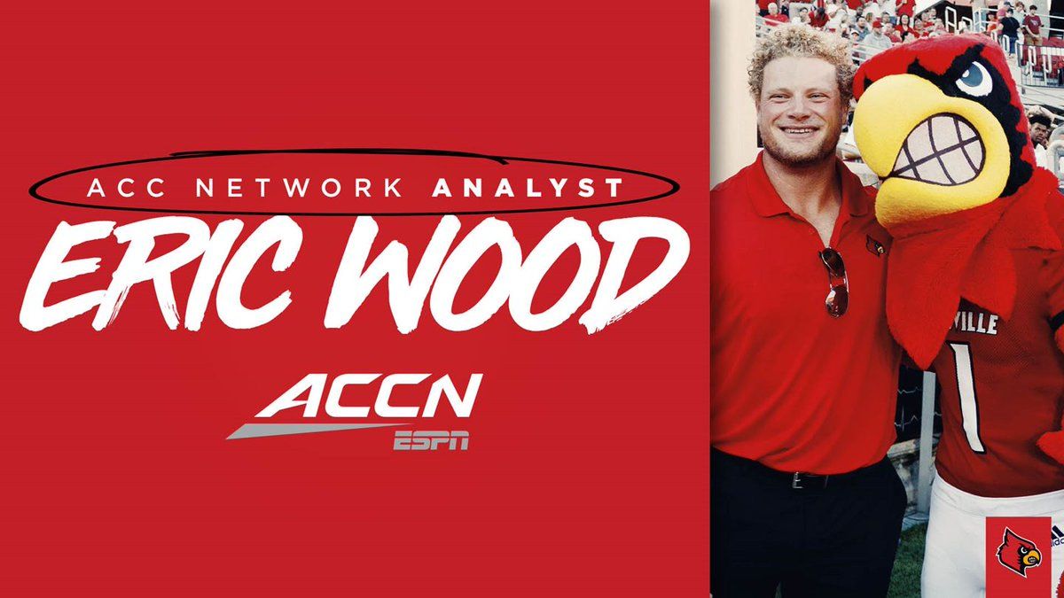 ACC Network Tabs Eric Wood as an Analyst Eric Wood was a three-time all-BIG EAST selection for the Cardinals.   https:// gocards.com/news/2019/5/15 /football-acc-network-tabs-eric-wood-as-an-analyst.aspx &nbsp; … <br>http://pic.twitter.com/RuN1UEJIcA