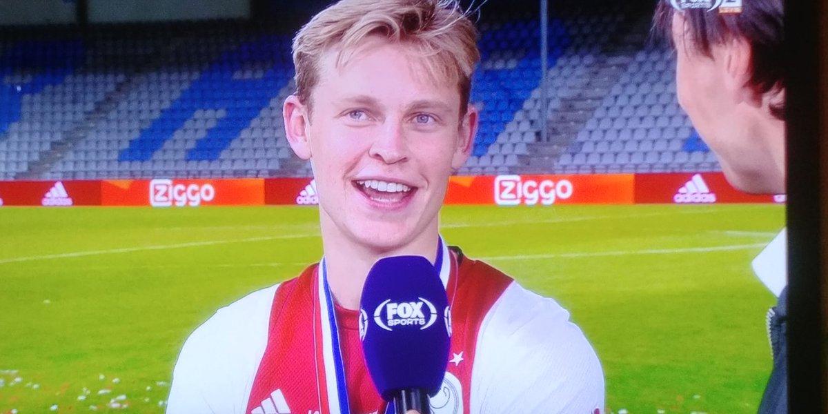 Erik.'s photo on #Ajax