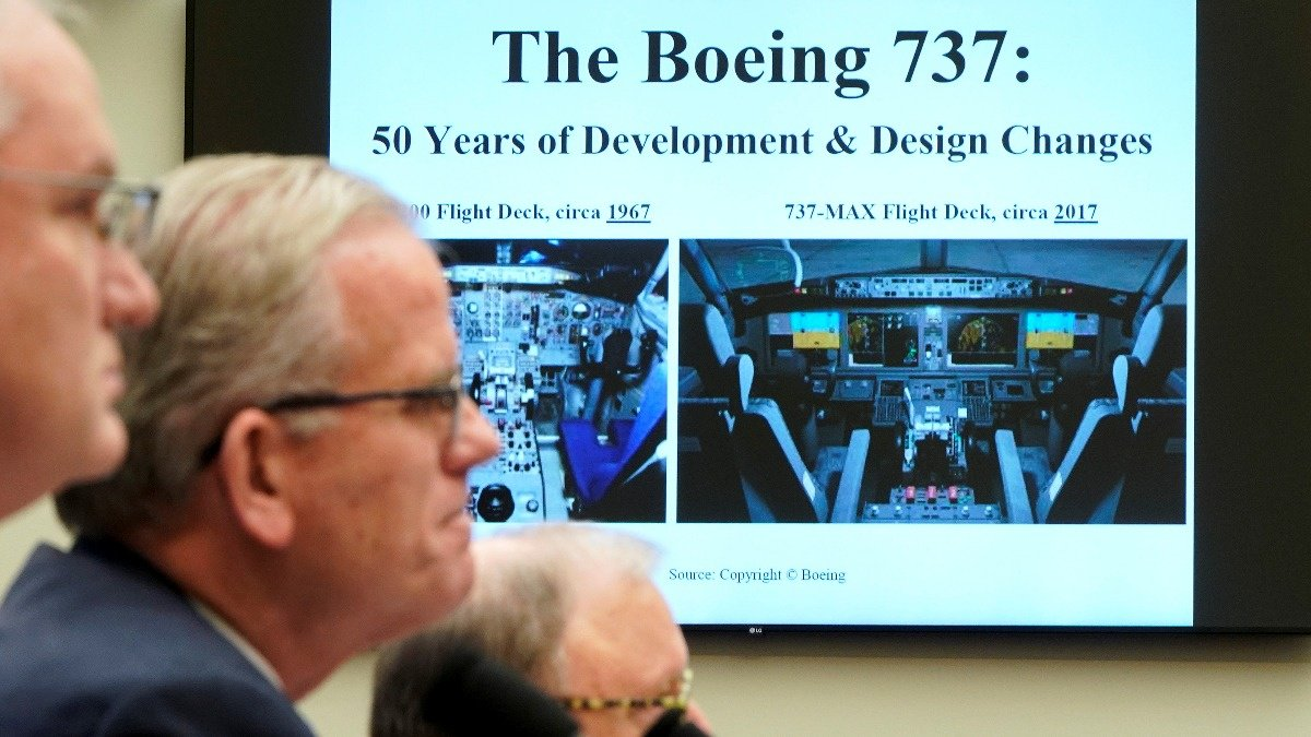 FAA in the hot seat on Boeing at House hearing https://t.co/Qq7SJnodvm https://t.co/JnicRBuK8q