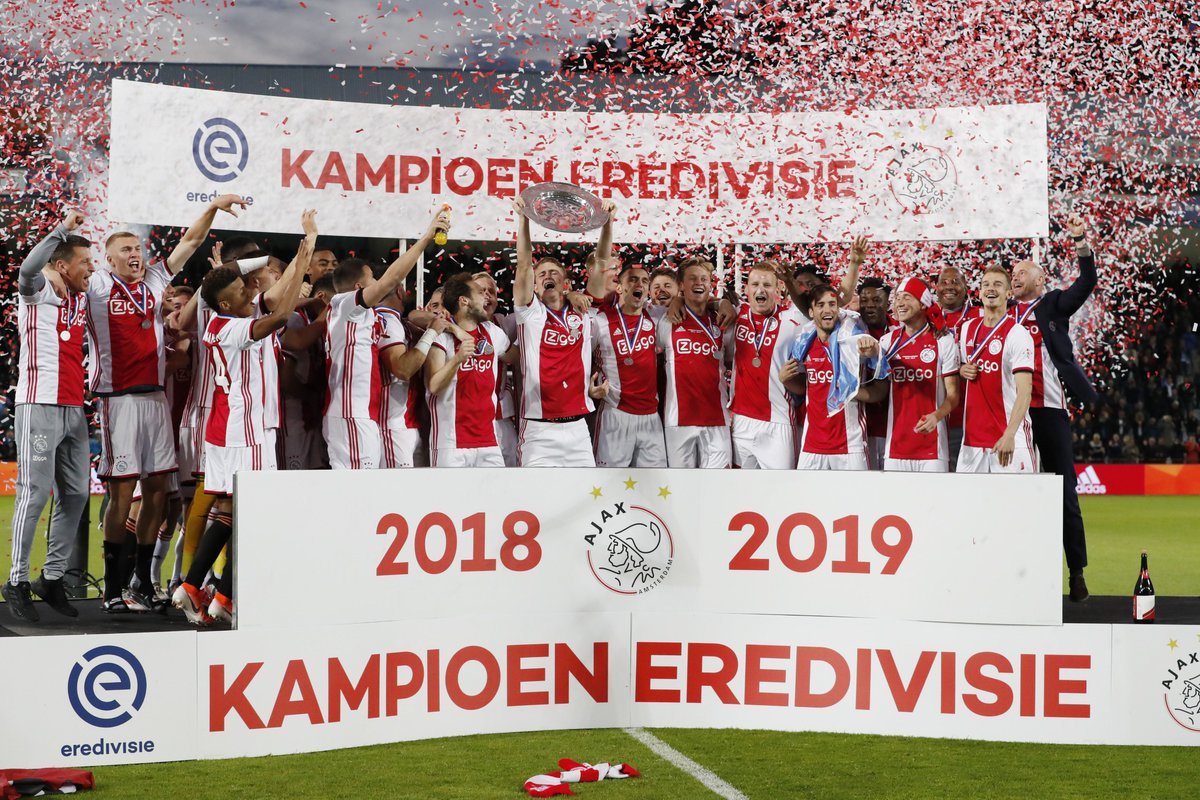 The Sportsman's photo on #Ajax