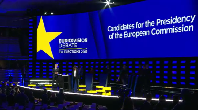 International trade & role of the EU in a changing world: have a look at the lead candidates' statements on this topic at @eudebate for #EUelections2019. Download VIDEO on: eptwitter.eu/qh7g