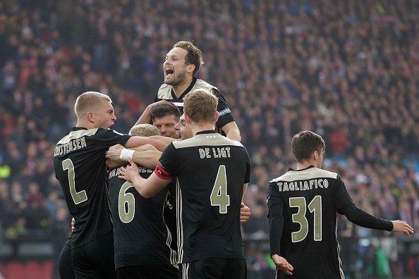 bwin's photo on #Ajax
