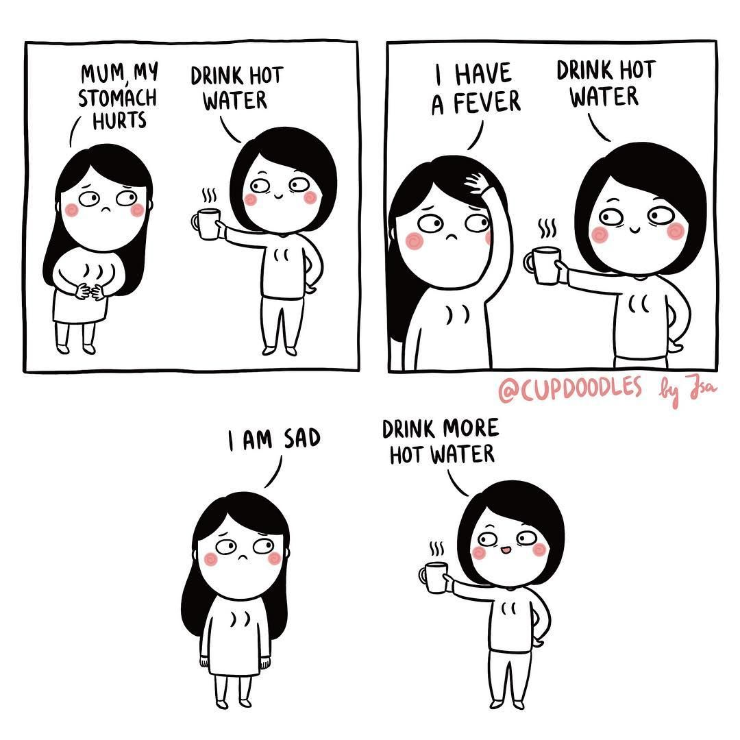 Asian moms be like  By cupdoodles_ | IG