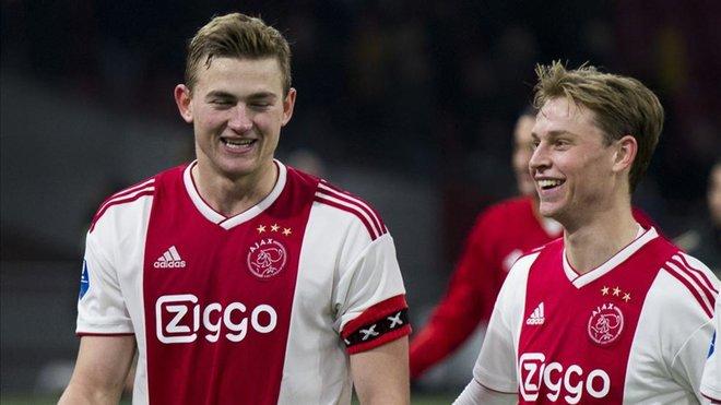 Deportes TVC's photo on #Ajax