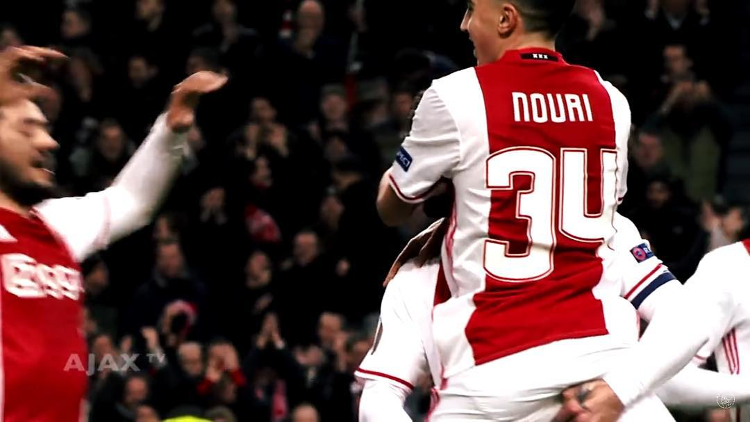 Remco TP ❌❌❌⚪️🔴⚪️'s photo on #Ajax