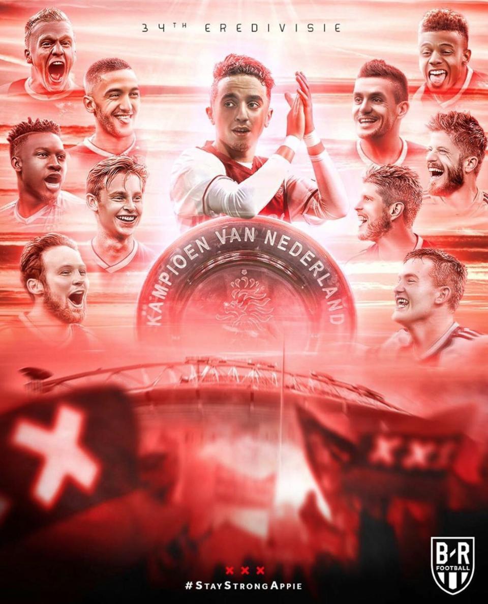 Gid's photo on #Ajax