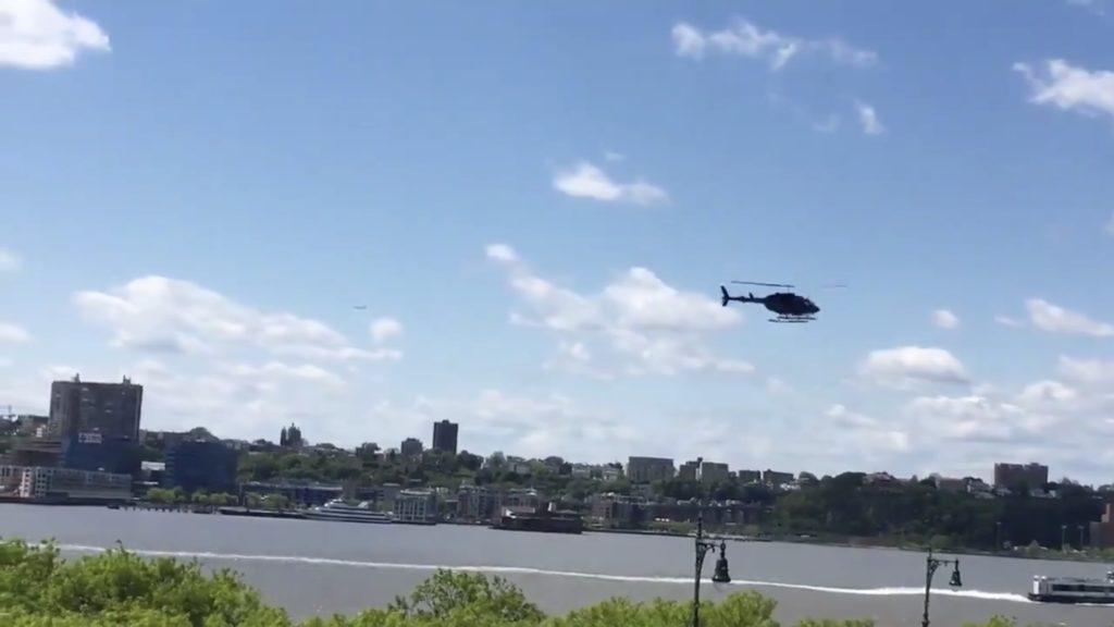Breaking911's photo on Hudson River