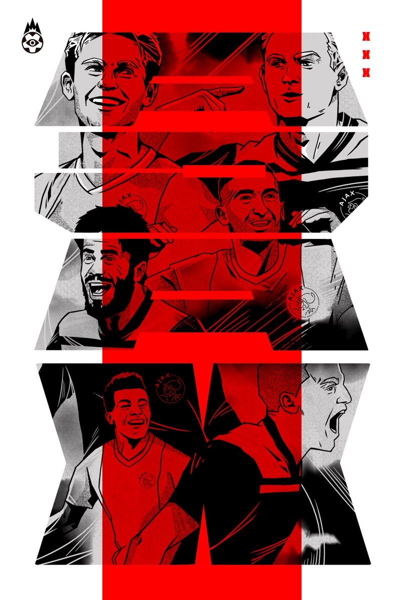BARRILETE CÓSMICO's photo on #Ajax