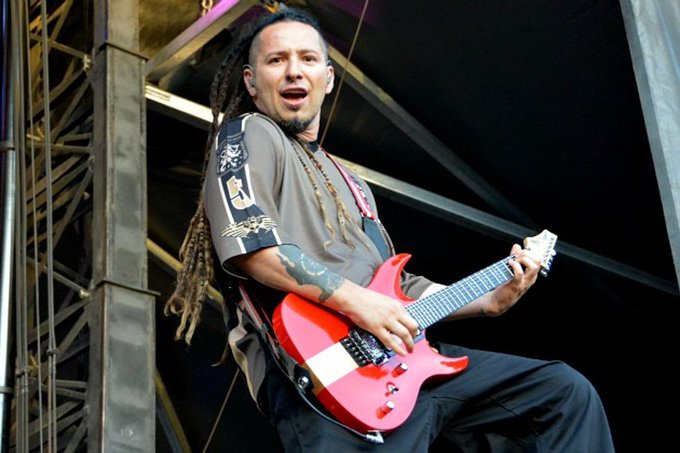 Happy birthday to Five Finger Death Punch guitarist Zoltan Bathory