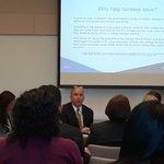Image for the Tweet beginning: Julio Martinez, Executive Director of