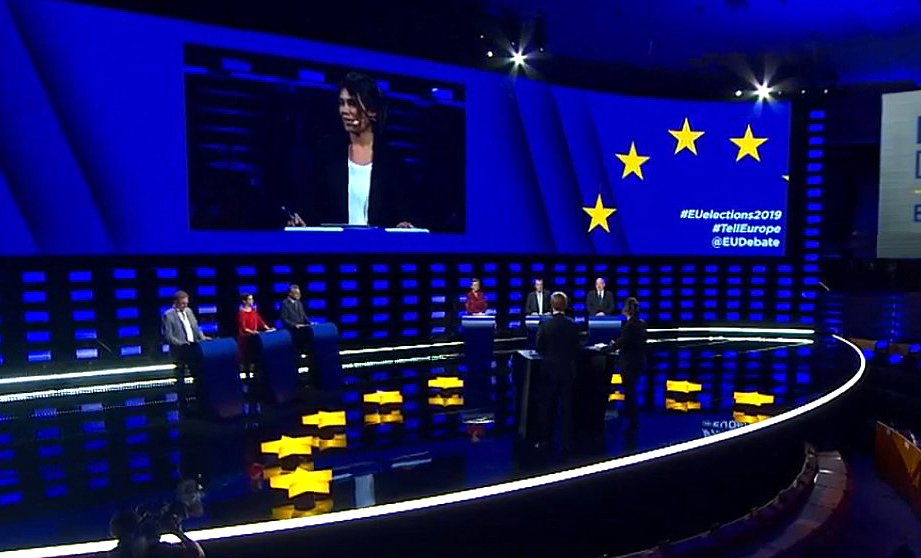 Stay engaged! #TellEurope is trending in Belgium🇧🇪, France 🇫🇷, Germany🇩🇪, Spain 🇪🇸, Denmark 🇩🇰, Ireland 🇮🇪 and Greece 🇬🇷. #EurovisionDebate #EUelections2019