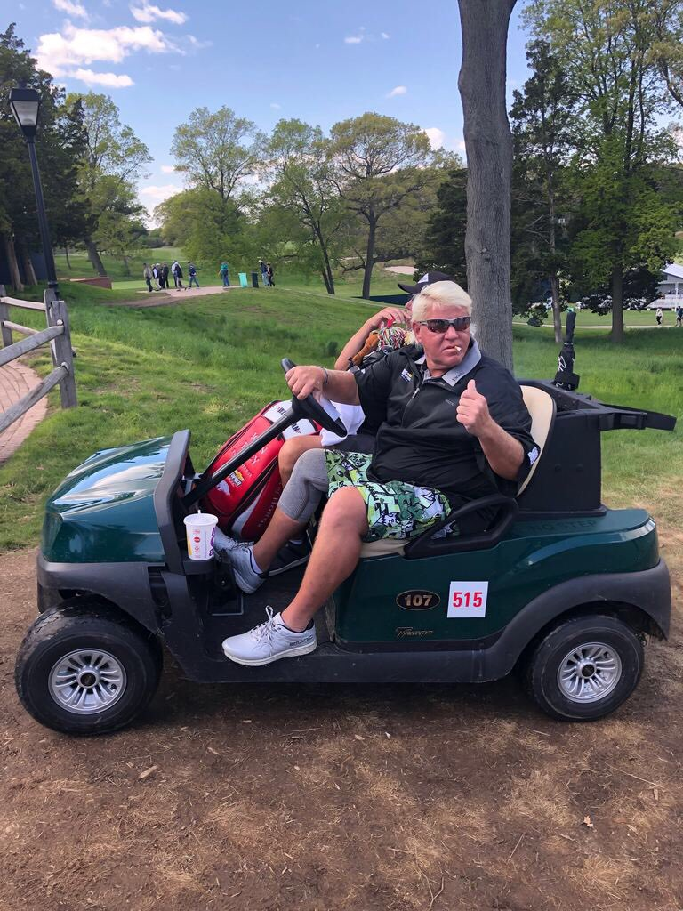 PGA Tour: PGA Championship @ Bethpage: Notes from the Ballwasher D6otTxRW4AEGQa7