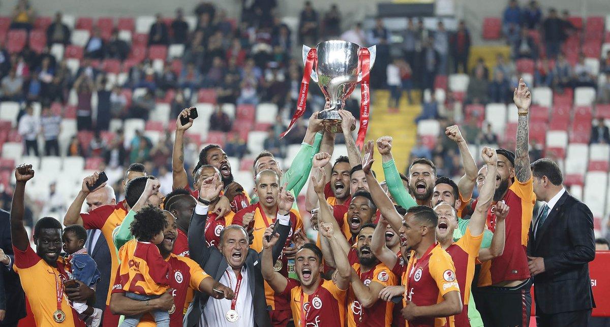 Türkiye'nin Kupası Galatasaray'ın!#KupaBeyiGalatasaray