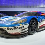Image for the Tweet beginning: Fun fact: This @Ford GT