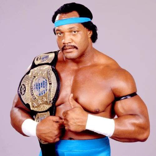 Would like to wish a very Happy Birthday to Hall of Famer and former World Heavyweight Champion, Ron Simmons.