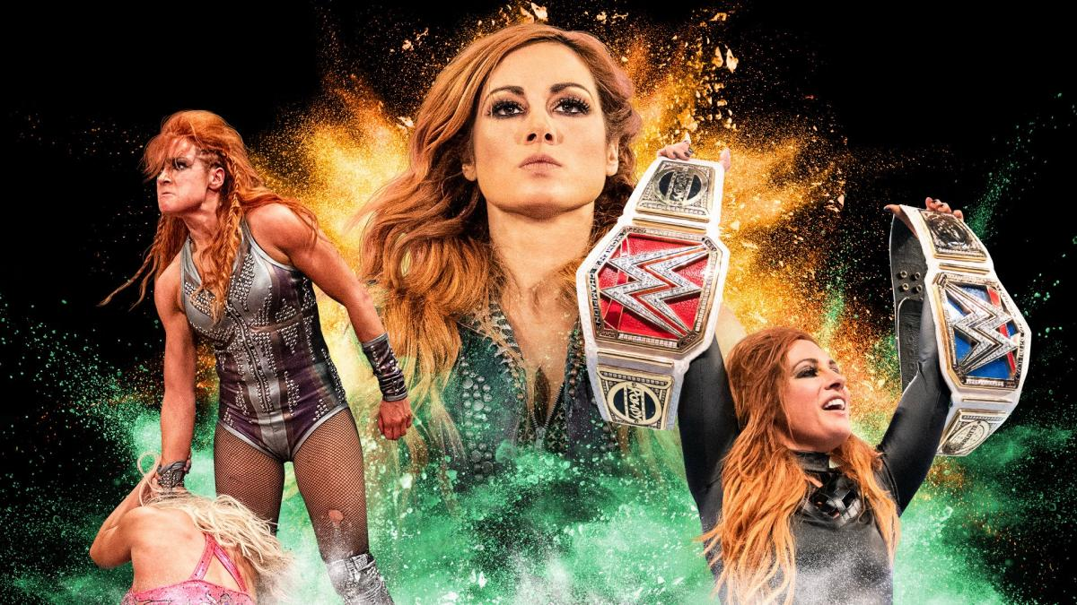 """I wasn't born to be champion. I fought to be champion."" - @BeckyLynchWWE #WednesdayWisdom"