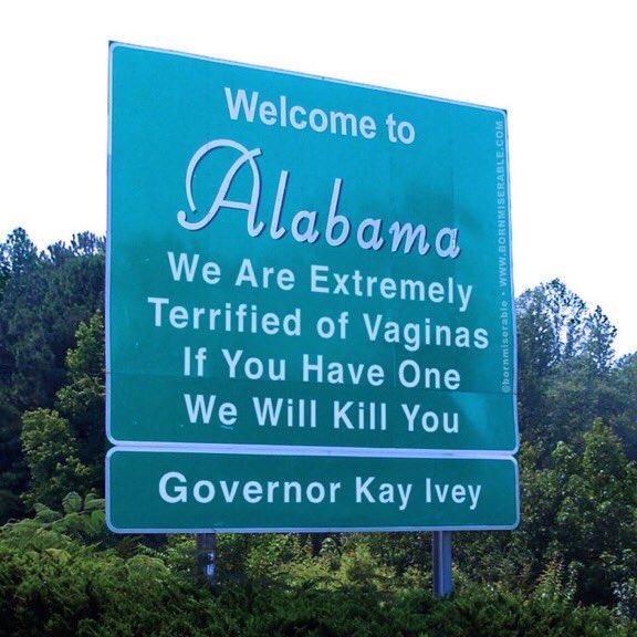 Southern Sister Resister's photo on #AlabamaSenate